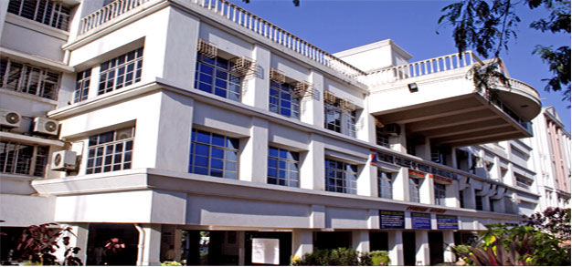 Thakur College of Science & Commerce Building